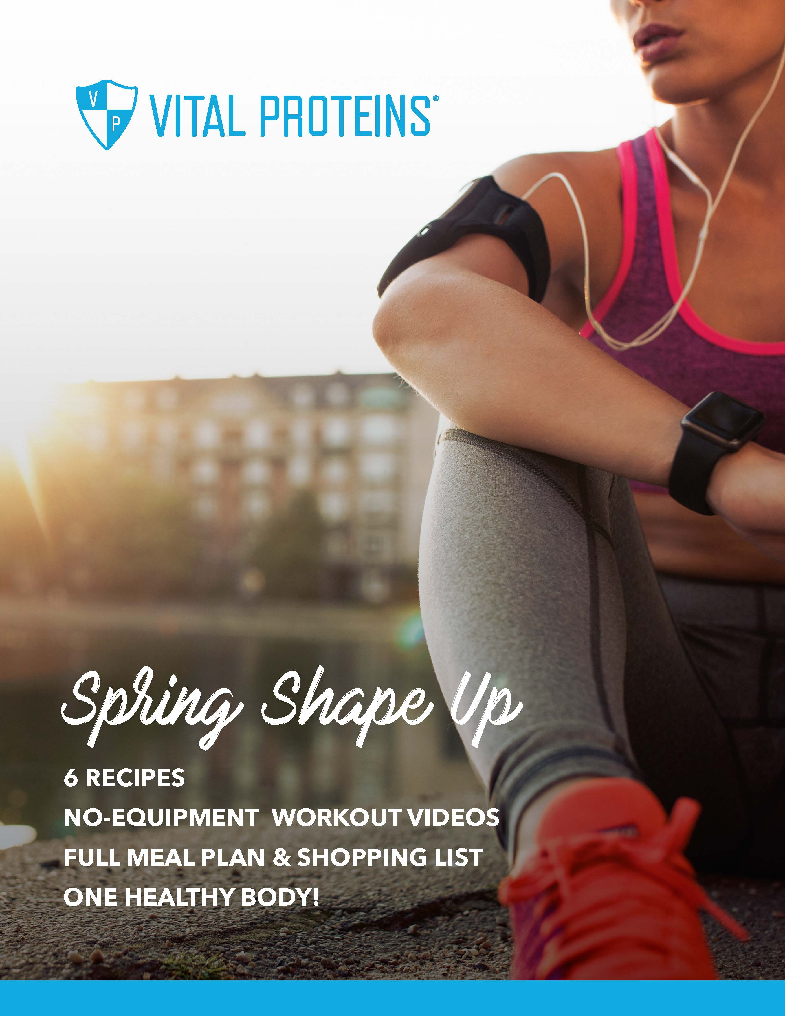 Vital Proteins Spring Shape Up- In Stock at Mission Accomplished