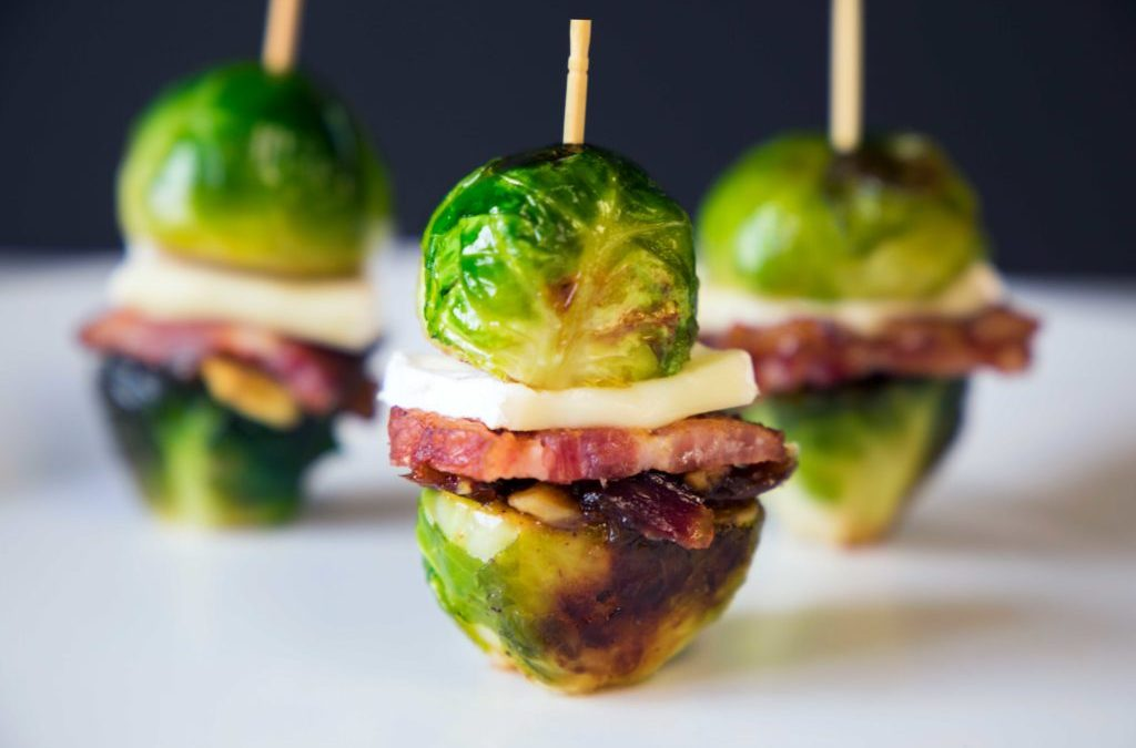 Brussel Sprout Sliders