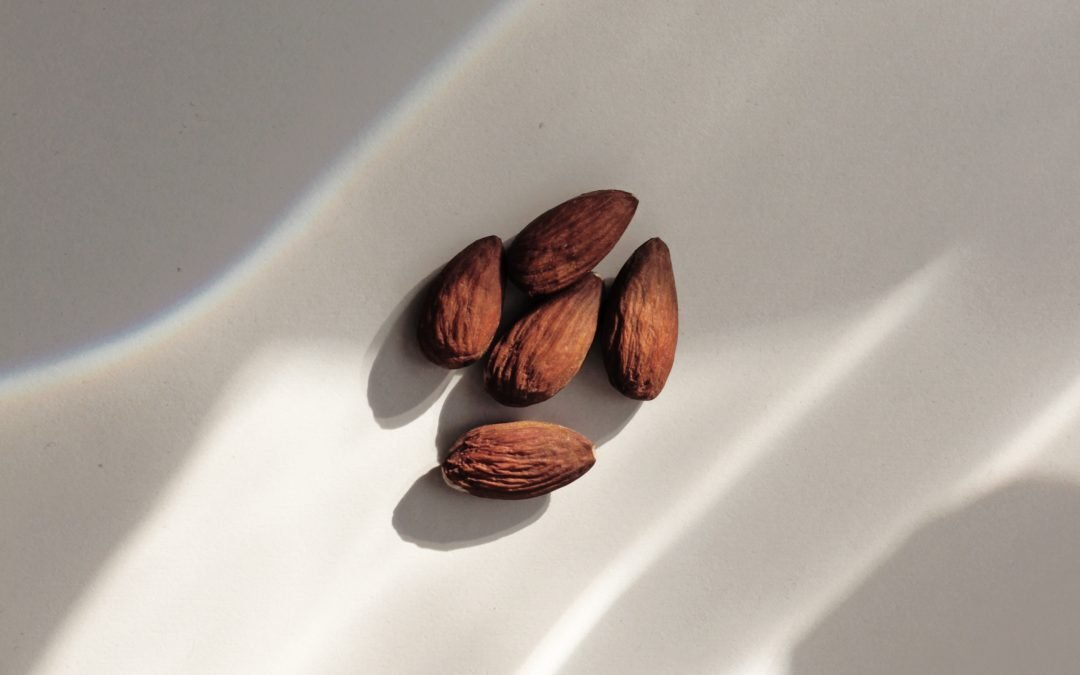 Cacao Roasted Almonds