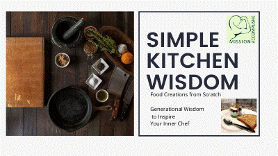 Simple Kitchen Wisdom